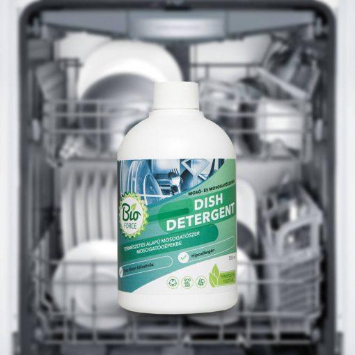 BIOFORCE DISH DETERGENT, folyékony gépi mosogatószer