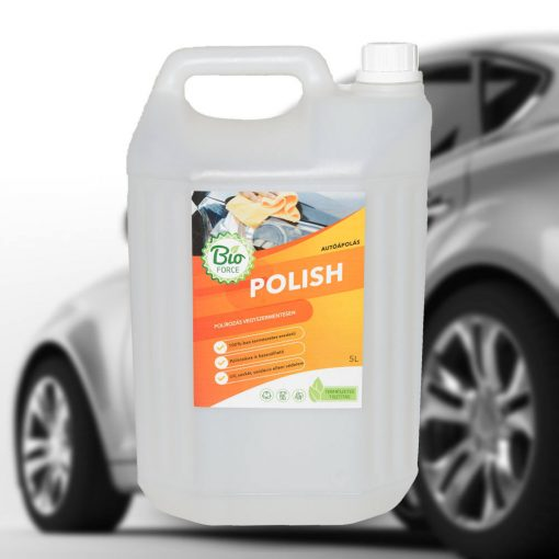 BIOFORCE POLISH, polírozó